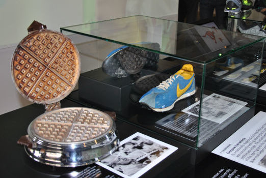 Nike's Waffle Shoes: The Surprising History