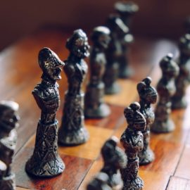 """Meaning of """"Strategy Without Tactic Is the Slowest Route to Victory"""""""