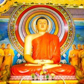 Buddha's Hero's Journey Toward Enlightenment