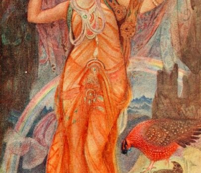 Inanna: The Sumerian Goddess's Hero's Journey
