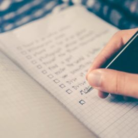 The 2 Greatest Advantages of Checklists, for Work and Life