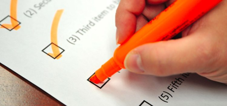 """Ultimate """"Checklist for Checklists""""—20 Steps to a Great List"""