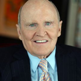 Jack Welch of GE: His 3 Powerful Lessons on Great Leadership