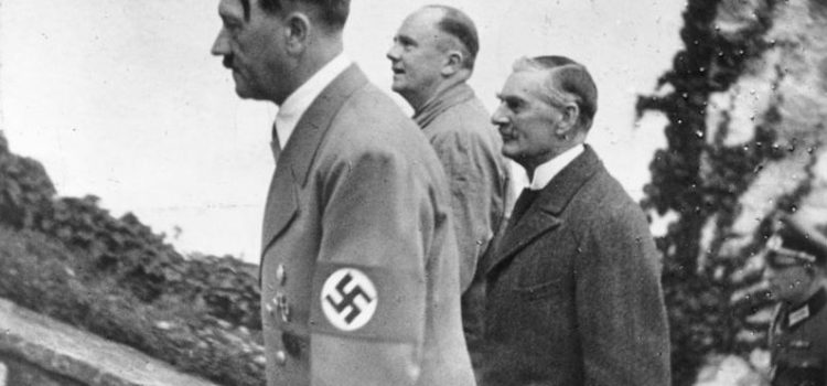 Why Was Chamberlain Deceived so Completely by Hitler?