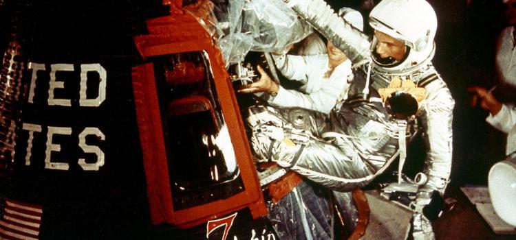 NASA's Friendship 7 Mission: Launching a Man Into Orbit