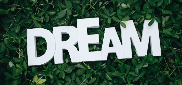 Act As If: How Confidence Makes Dreams Come True