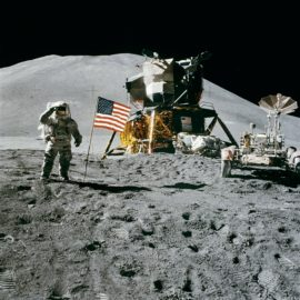 The Space Task Group: How the Race to the Moon Began