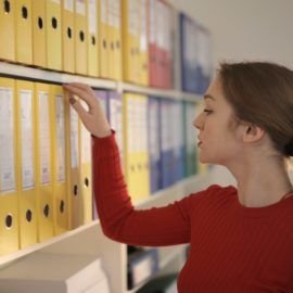 GTD Reference: The Best Filing System for Busy Lives