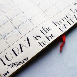 Your GTD Calendar: The #1 Tool for an Organized Life