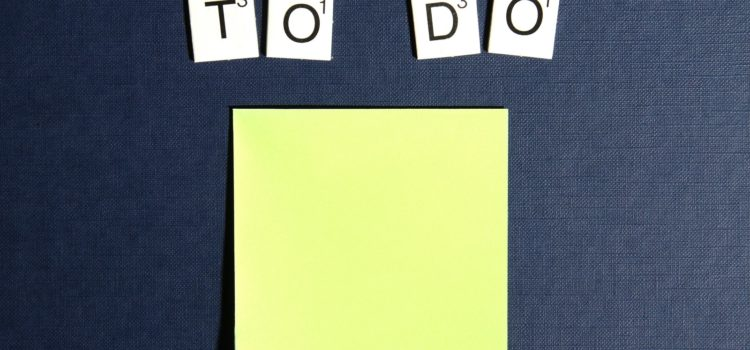 6 Tips for Mastering the GTD To-Do List
