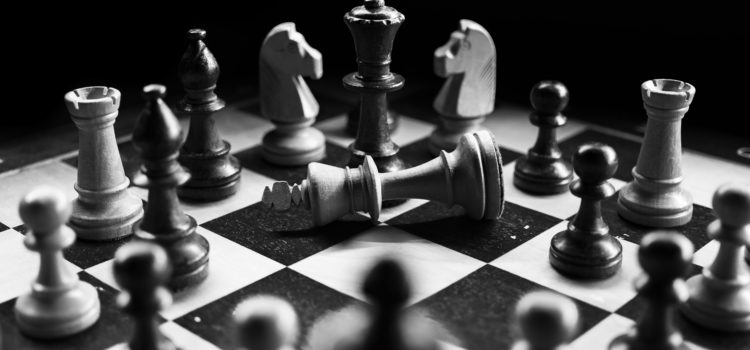 Competition in Business: You're Thinking Too Narrowly