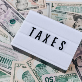 The Effects of Taxation on National Production
