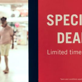 """The Concept of Scarcity: Tricking You With """"Limited"""" Stock"""