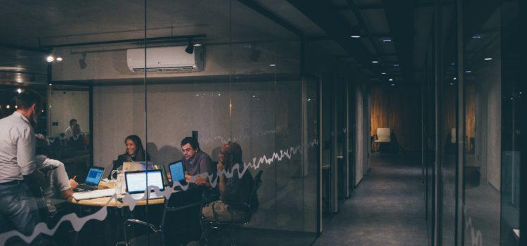 The 4 Steps to Building a Startup Team (Zero to One)