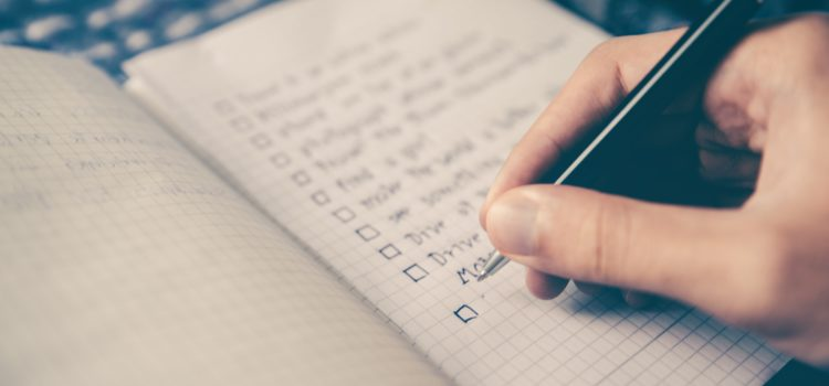 Your OKR Checklist: The Complete OKR Process