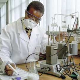Dr. Eugene Johnson: Ebola Experiments and Research