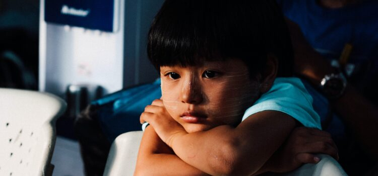 Types of Child Abuse in A Child Called 'It'