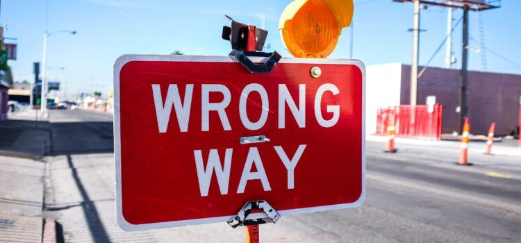 Admitting You're Wrong: A How-To Guide