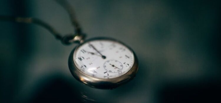 Absolute Time: Newton's Oversight