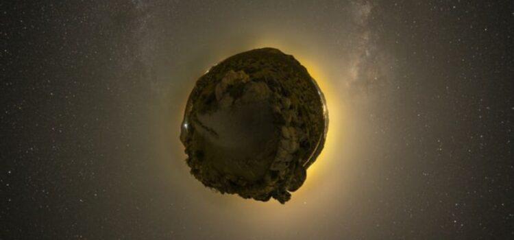 Walter Alvarez and the Asteroid Strike Theory