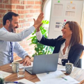 The 5 Secrets of Outstanding Sales Success