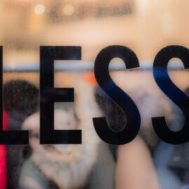 Less But Better: Live by Design, Not by Default