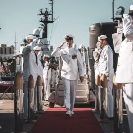 Admiral McRaven: The 10 Lessons in Make Your Bed
