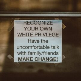 Privilege Check: An Important Self-Reflection