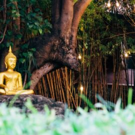 There Is No Self in Buddhism, Only Awareness