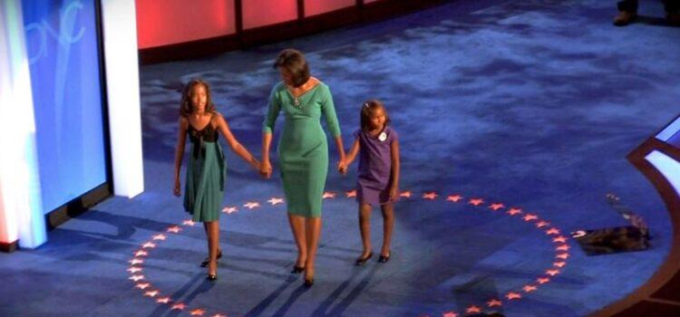 Malia and Sasha Obama: Growing Up Famous