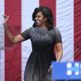 Michelle Obama's Campaign in the 2008 Election