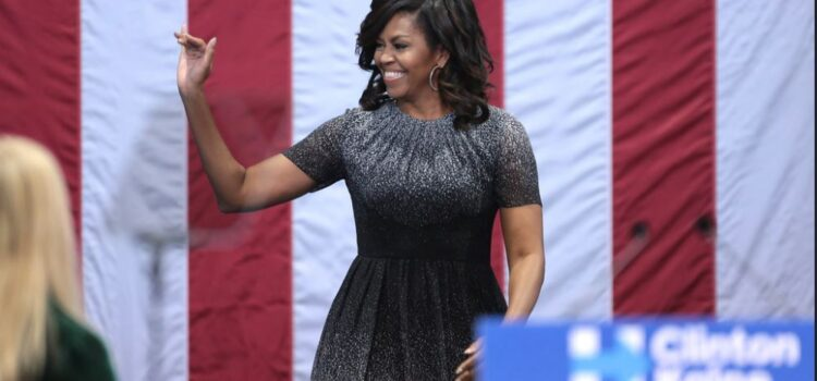 Michelle Obama's Campaign in the 2008 Election