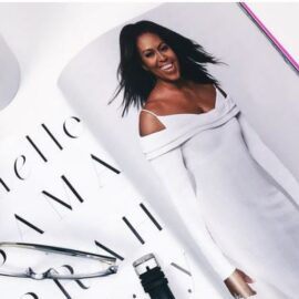 Michelle Obama's Clothes: Fashion and Social Change