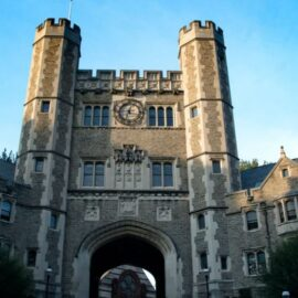 Michelle Obama at Princeton: Facing Discrimination