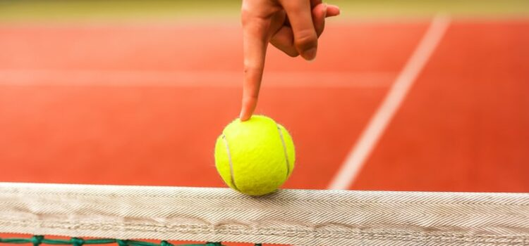 Tennis Focus: Relaxed, Confident, and Competitive