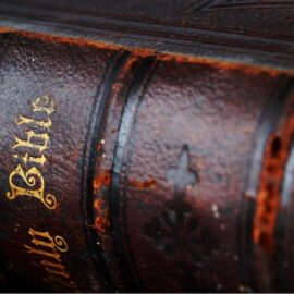 The Bible in Literature: A Way to Deepen Messages