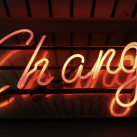 Take Control of Your Life by Learning to Accept Change