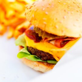 Fast Food Lobbyists Push for More Freedom