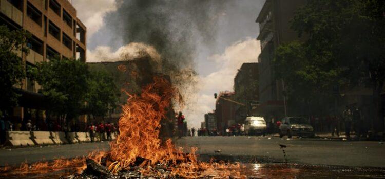 Libya Arab Spring Forces Changes & U.S. Intervention