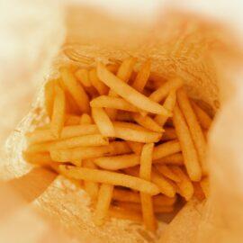 Frozen Food Inventor J.R. Simplot Freezes Fries