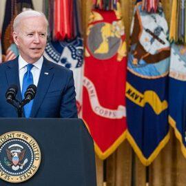 Barack Obama and Joe Biden: Colleagues and Friends