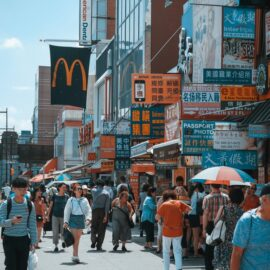 McDonalds Global: Golden Arches in Every Country