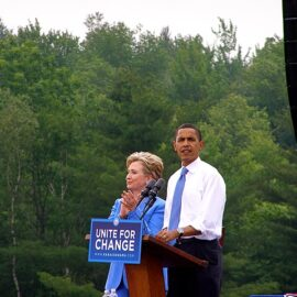 Obama and Clinton: Tense Rivalry Becomes Partnership