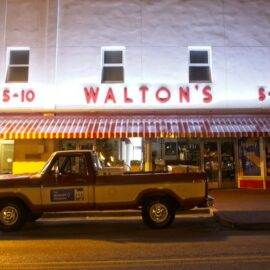 The Origin of Wal-Mart: Five and Dime to Superstore