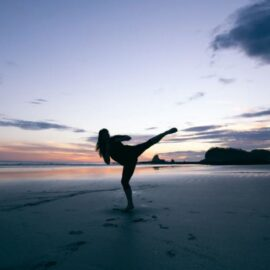 Finding Flow Through Yoga, Martial Arts, and Dancing