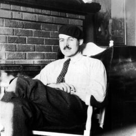 Hunger Was a Good Discipline: Hemingway in Paris
