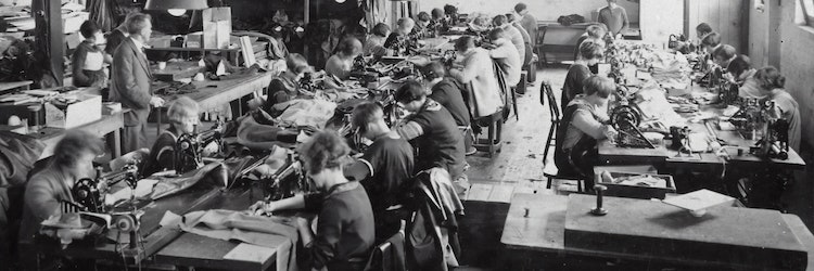 A Brief History of Work—and Redefining Work Today