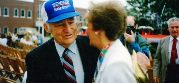 Who Was Sam Walton? Values & Founding Wal-Mart