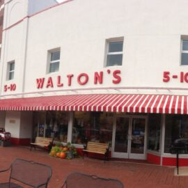 Sam Walton's Story: Early Life and His First Store