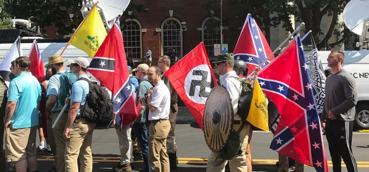 """The Charlottesville """"Unite the Right"""" Rally"""